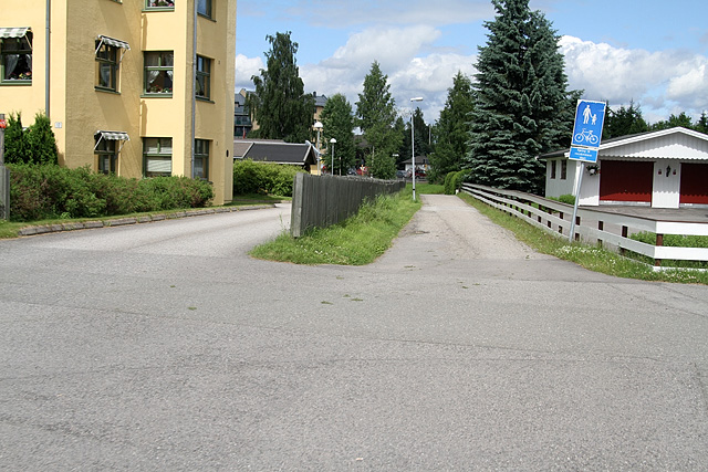 2,0 km - undergang Hamarvegen