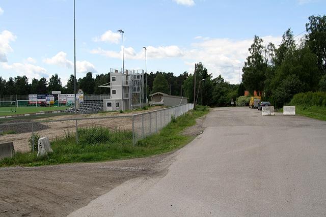 3,5 km - Elverum stadion