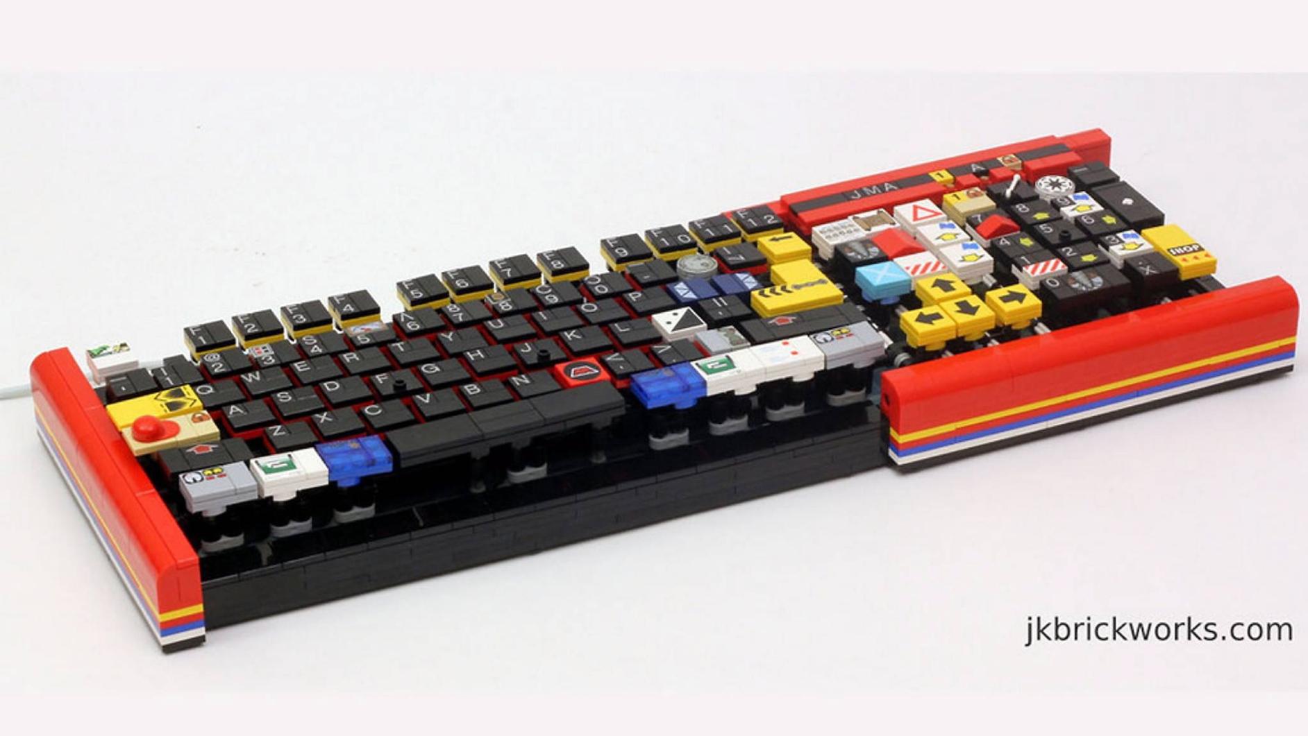 LEGO-TASTER