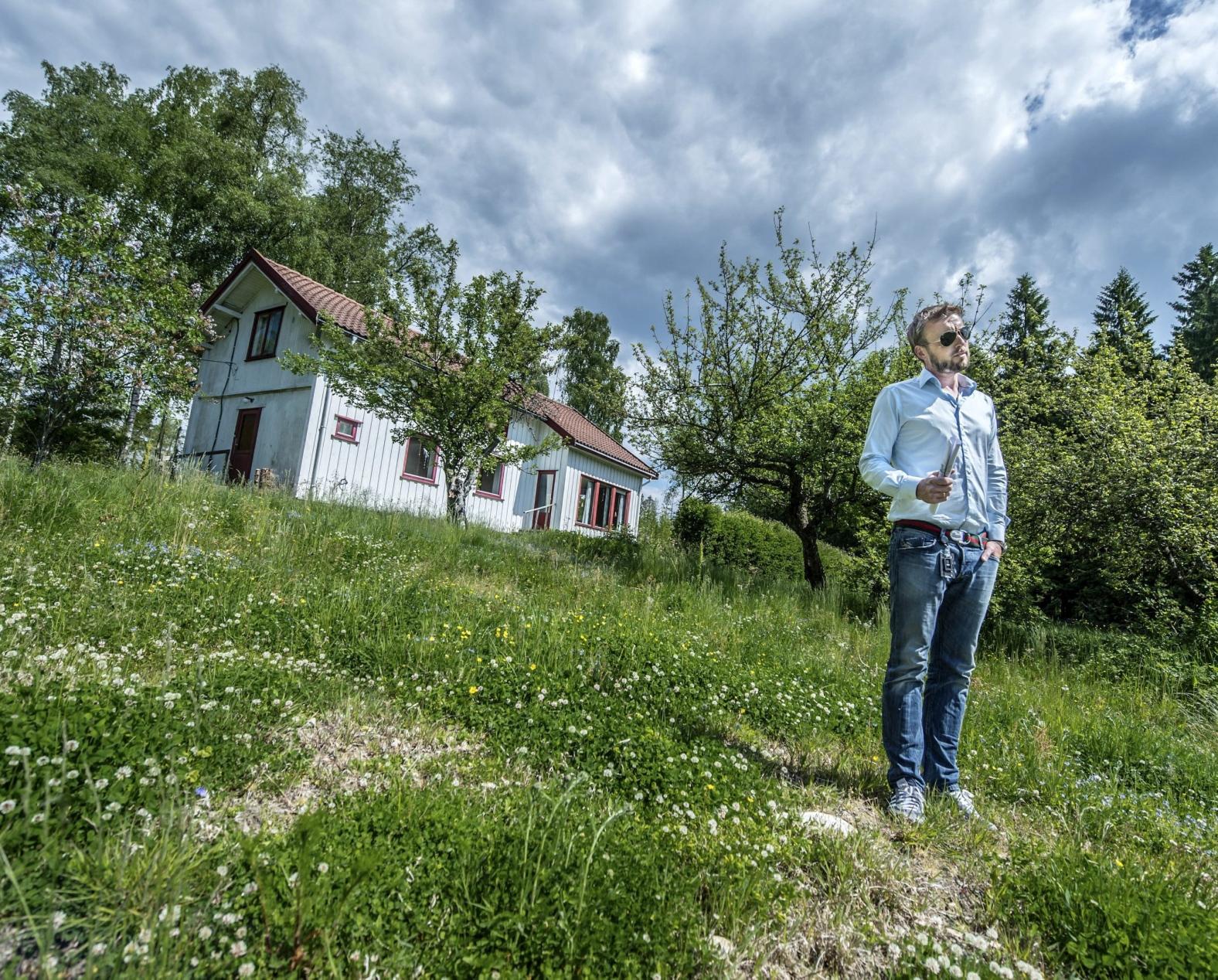 husbank finans til bolig på lørenskog