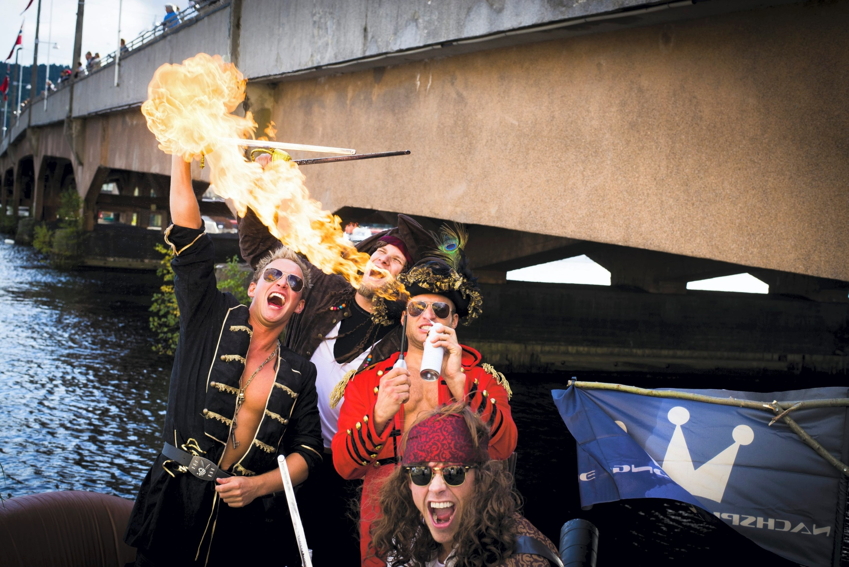 ELVEPIRATER