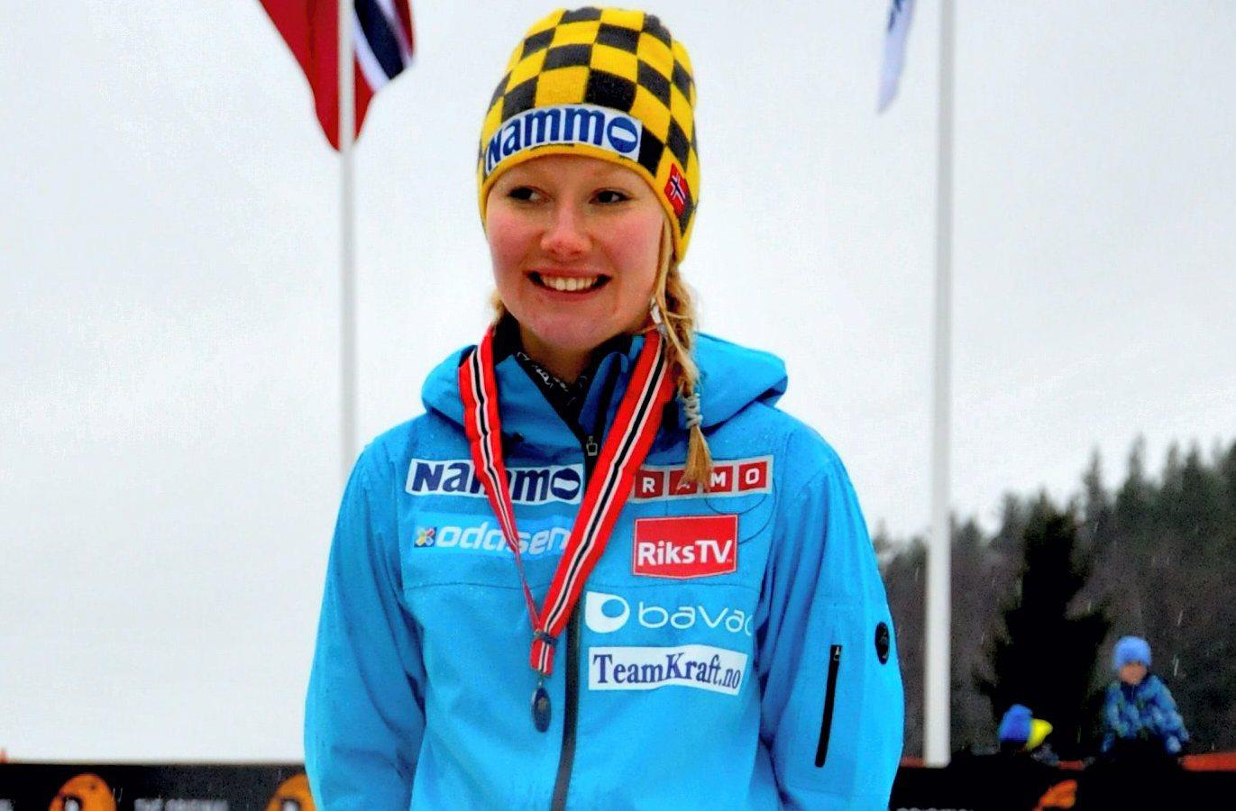 Sølvmedalje:
