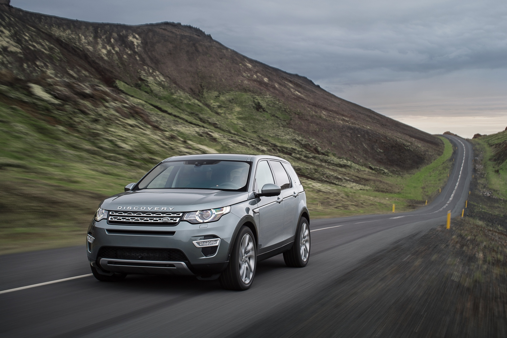 DISCOVERY SPORT: