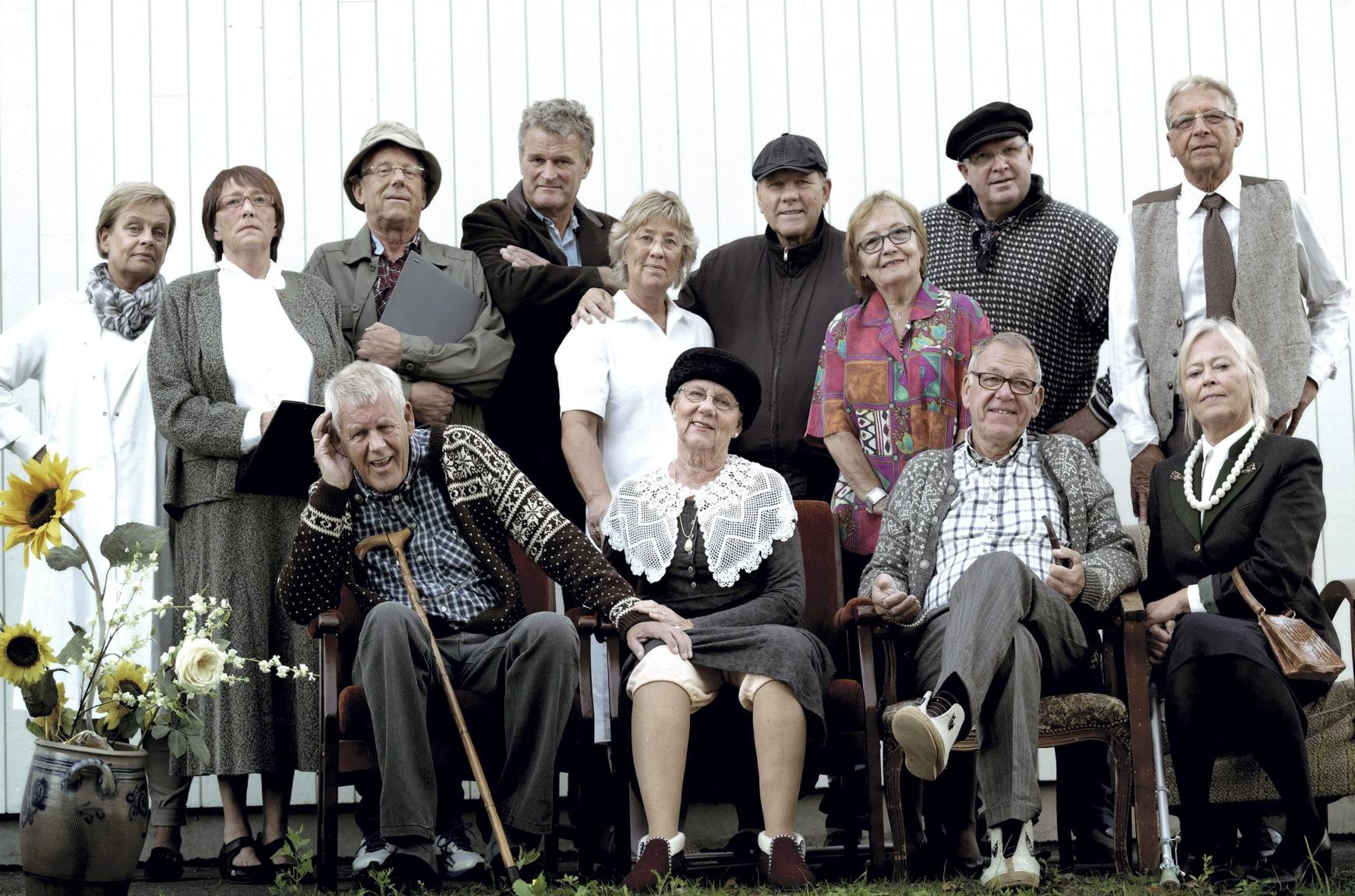 Pensjonistene: