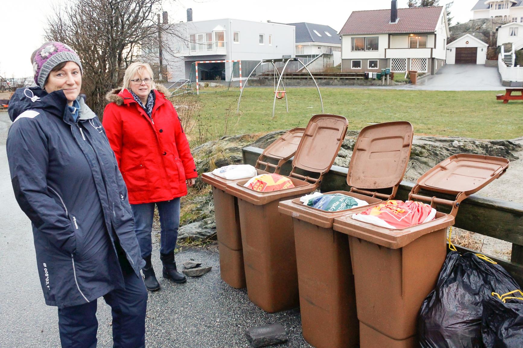 søppel henting bergen