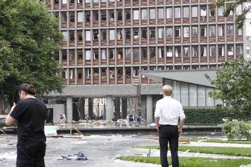eksplosjon i Oslo