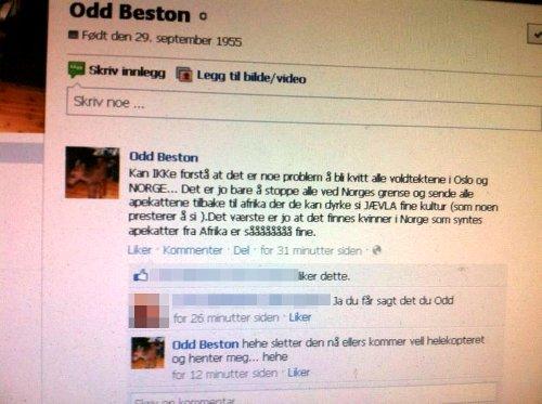 Odd Beston