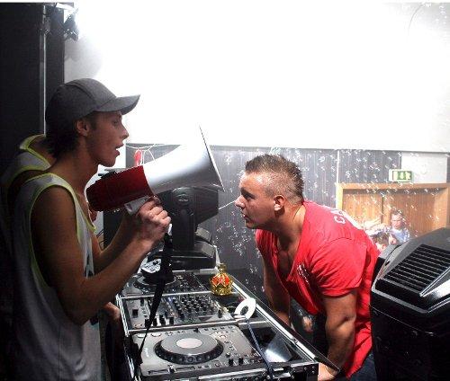 DJ Broiler